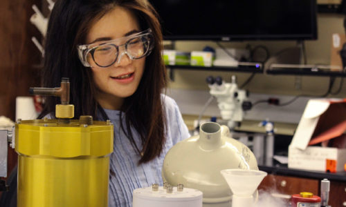 Apply to the new Materials Science and Engineering doctoral program