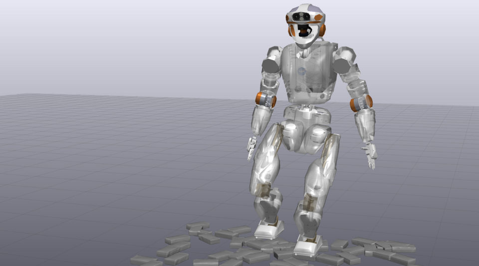 Drake, an open-source model-based design and verification robotics simulator, helps verify Kurtz's models